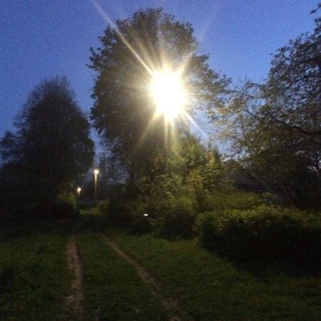 Проект по снижению потребления уличного освещения реализован в Смоленской области