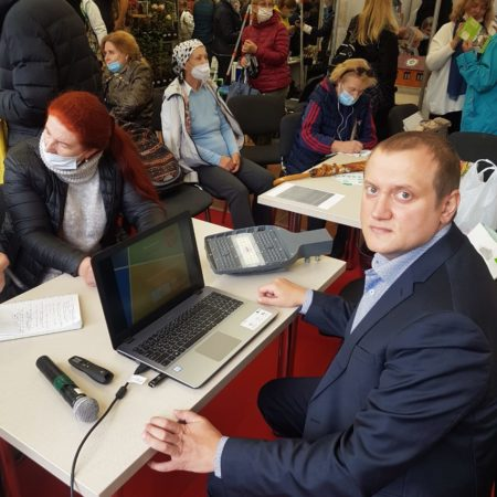 Компания ООО «ПрофЭСКО» приняла активное участие в деловой программе выставки «Фазенда».