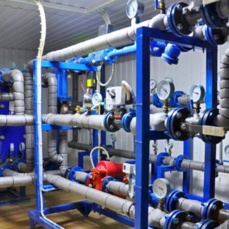 Модернизация системы отопления зданий
